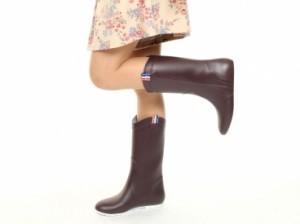 エーグル長靴 雪