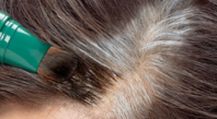 白髪の応急処置