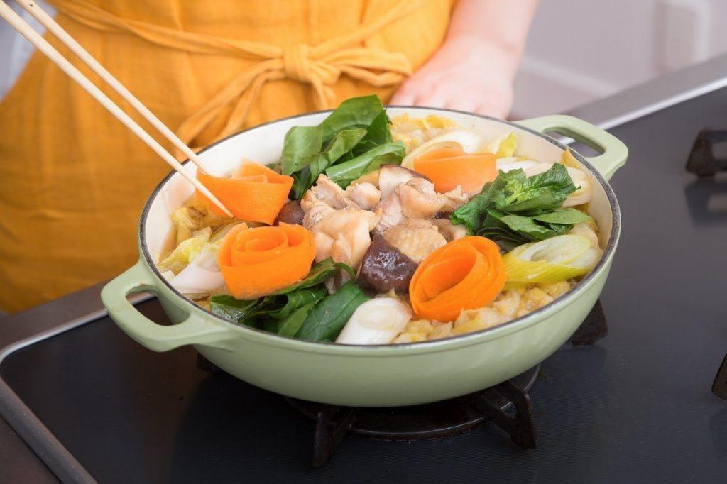 豆乳鍋は福岡